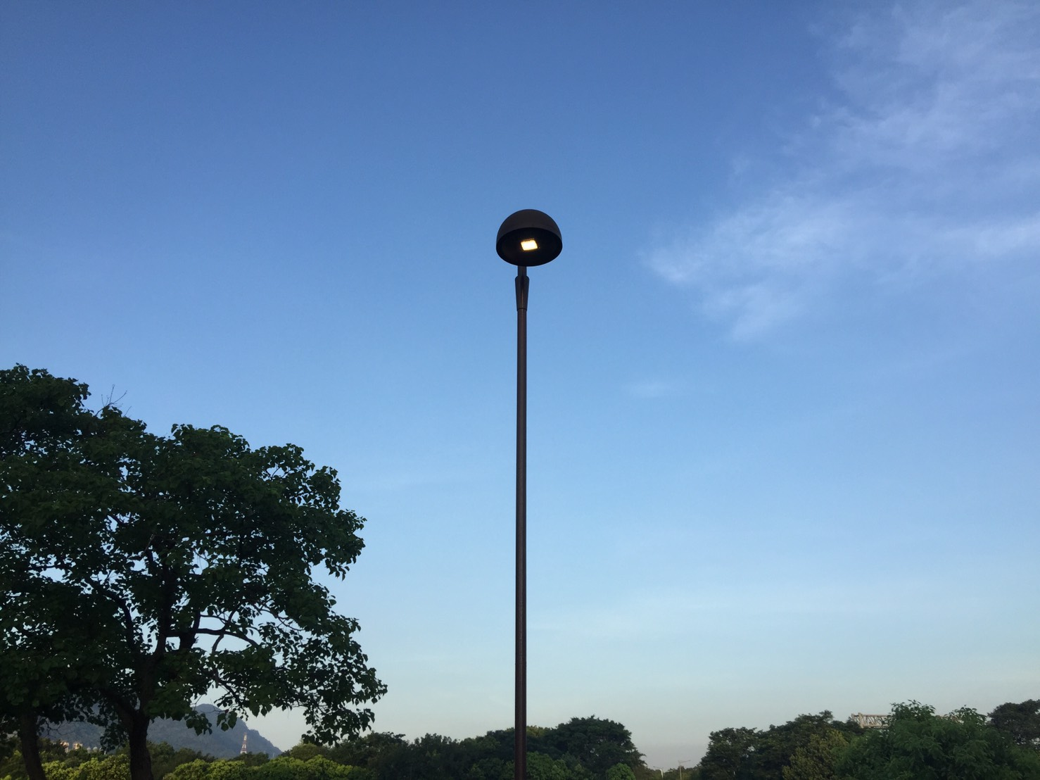 national taipei university high efficiency landscape light